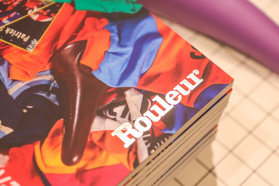 Rouleur Cover Stories: Sir Paul Smith's cover for issue 50 deconstructed