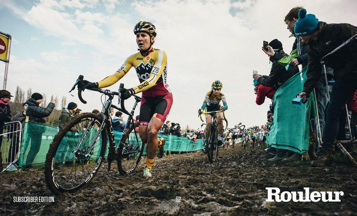 Rouleur Cover Stories: issue 52 – MKWCX by Benedict Campbell
