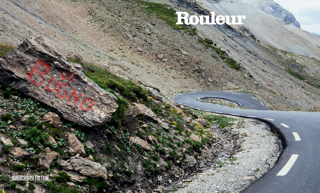 Rouleur Cover Stories: issue 56 – Galibier by Paolo Ciaberta