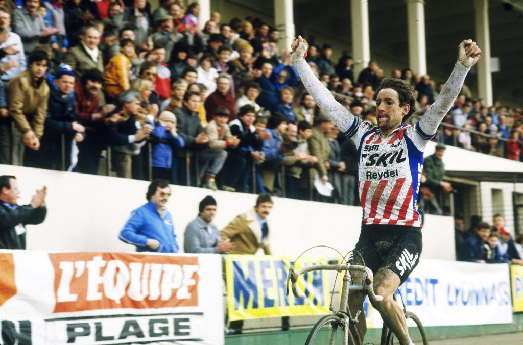 Sean Kelly Paris-Roubaix