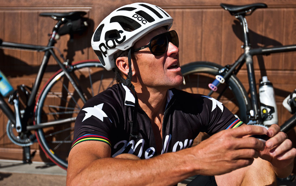 Outcast to podcast: Lance Armstrong on air