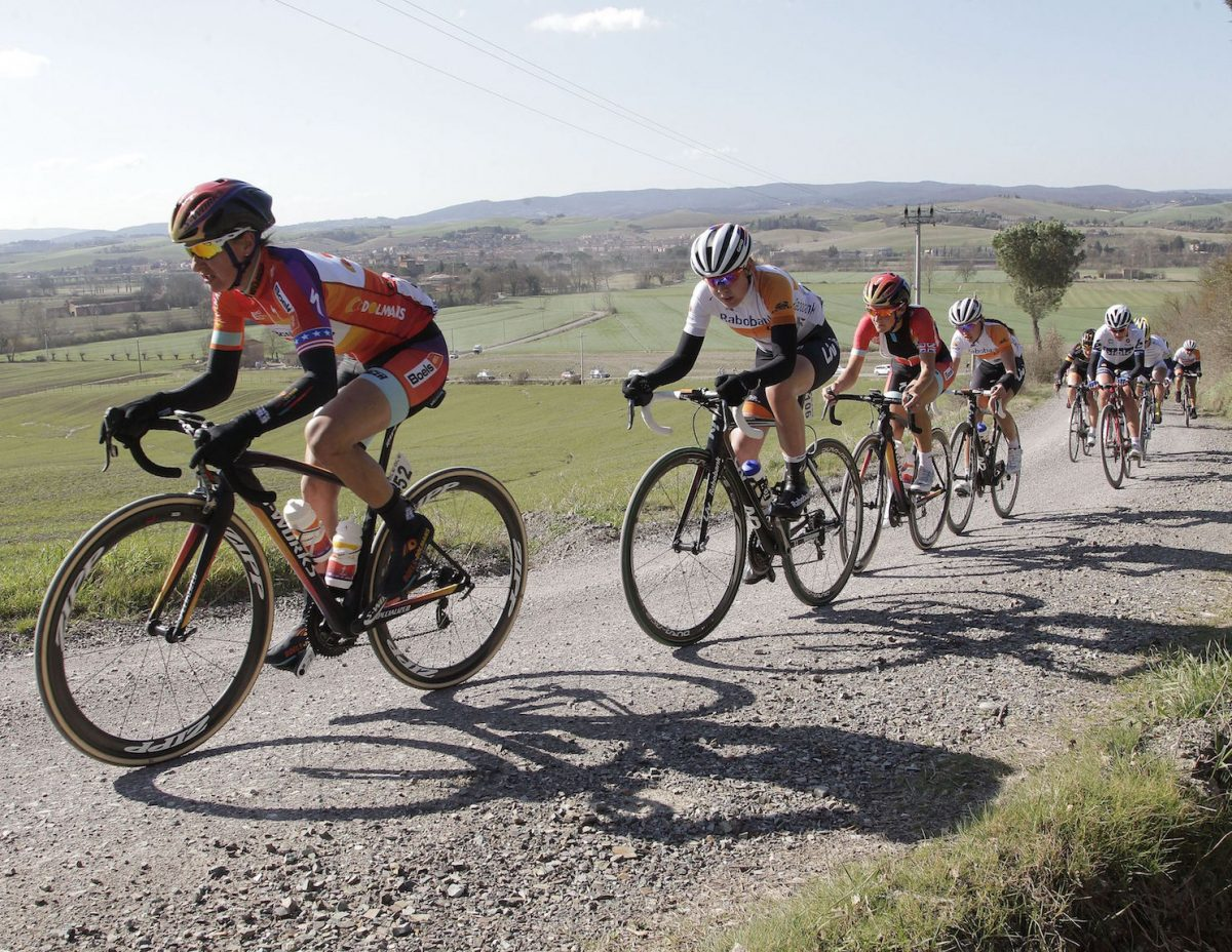Strade Bianche secrets with Megan Guarnier
