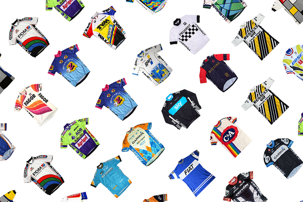 Rouleur Quiz: Guess the Rider from the Cycling Jerseys