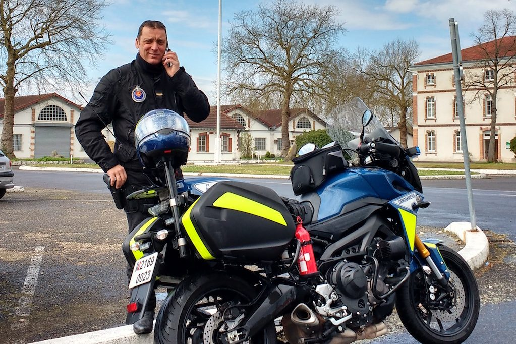 Riding with the Gendarmes: Tour de France Motorbike Training with ASO