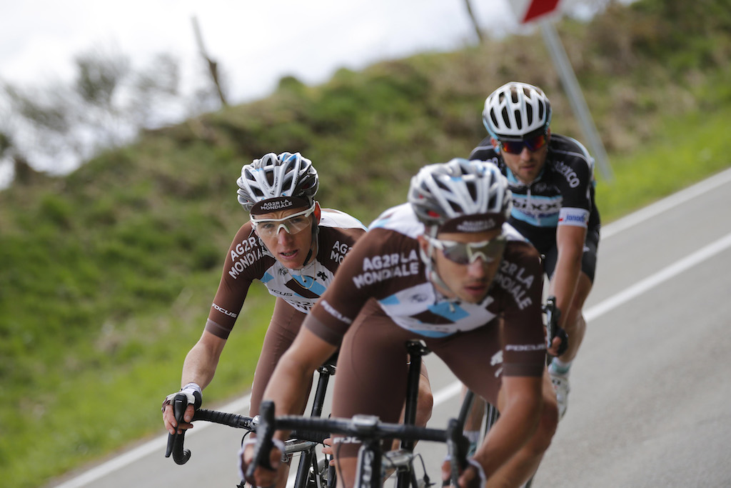 "Romain Bardet: ""Liège-Bastogne-Liège is like the past… it's refreshing"""