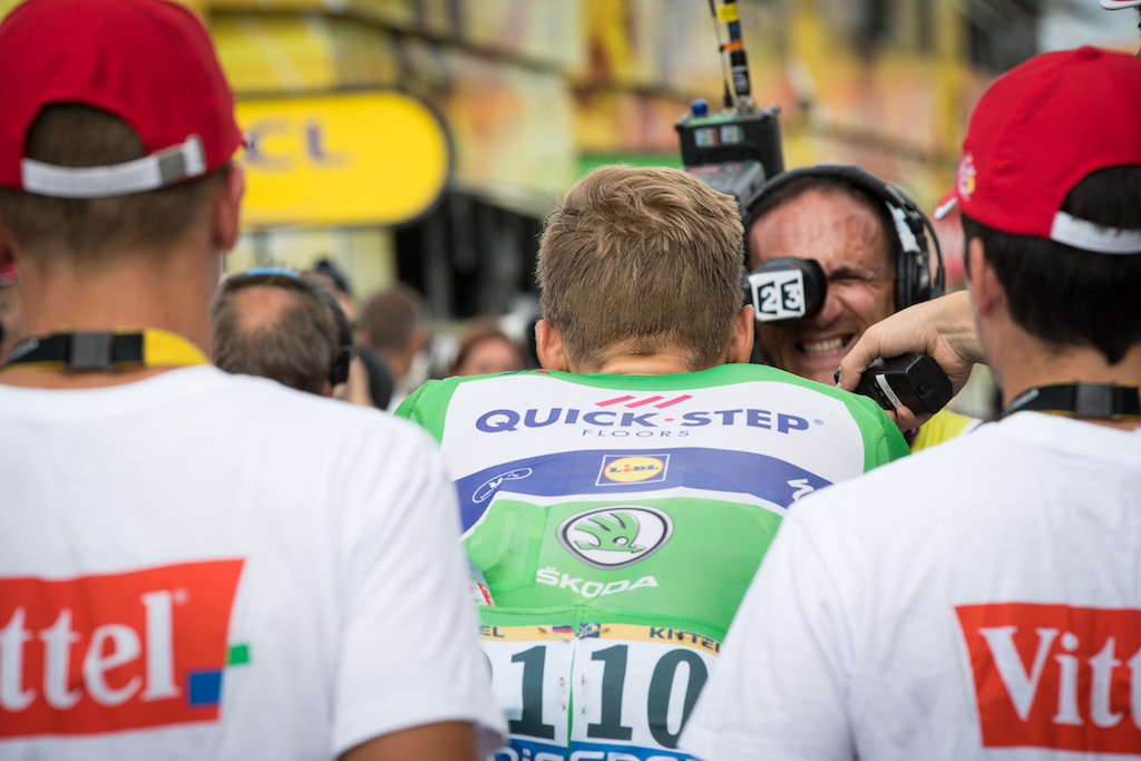 Gallery: Tour de France stage 10 – Kittel's quartet