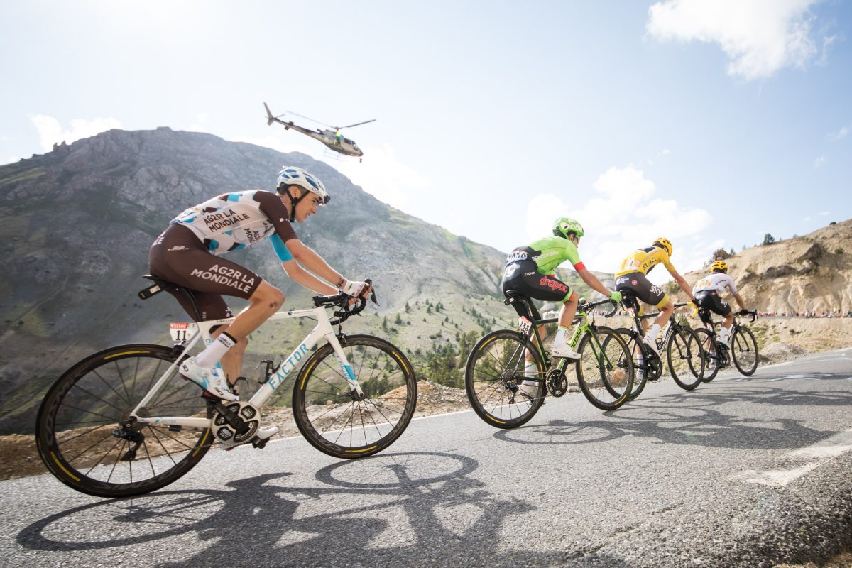 Gallery: Tour de France stage 18 – One more mountain