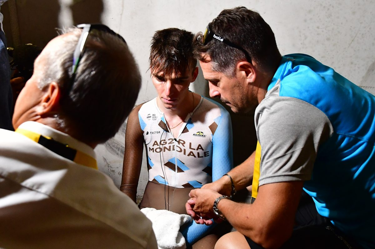 Top Banana: Tour de France stage 20 – Romain Bardet