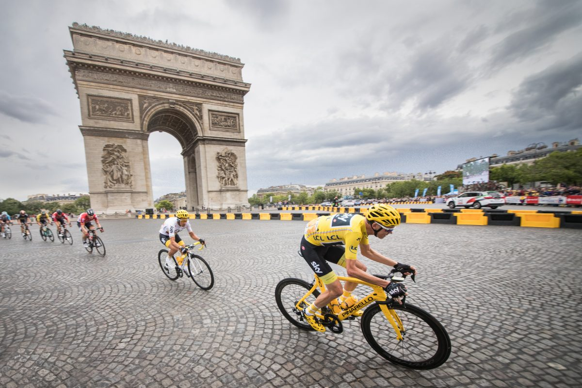 Gallery: Tour de France stage 21 – Dylan electric in Paris as Froome wins overall