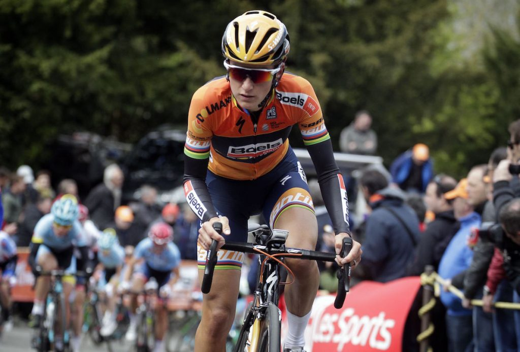 Top Banana: La Course - Lizzie Deignan - The world's ...