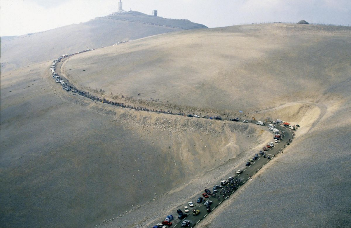 Mont Ventoux: Fear and the Mountain