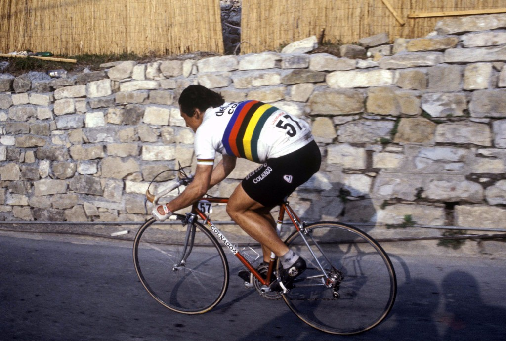A fine vintage: Colnagos of the past