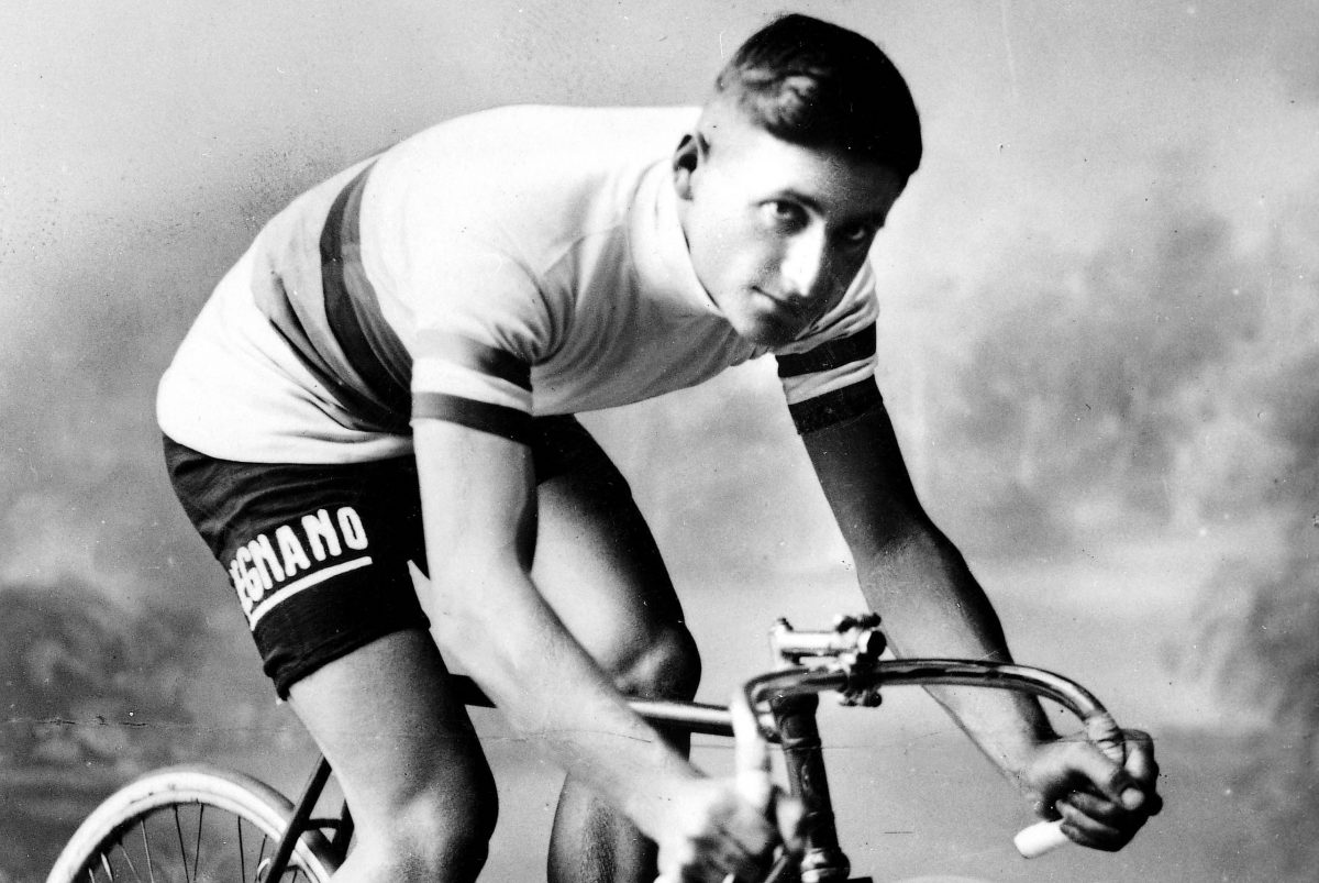 Worlds 1927: Alfredo Binda, Nürburgring and the first rainbow jersey