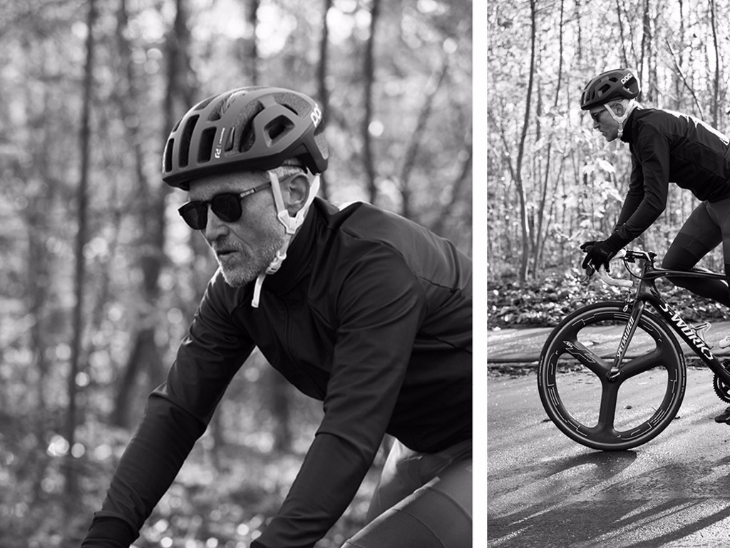 Hard and fast: Brian Holm's winter fashion rules