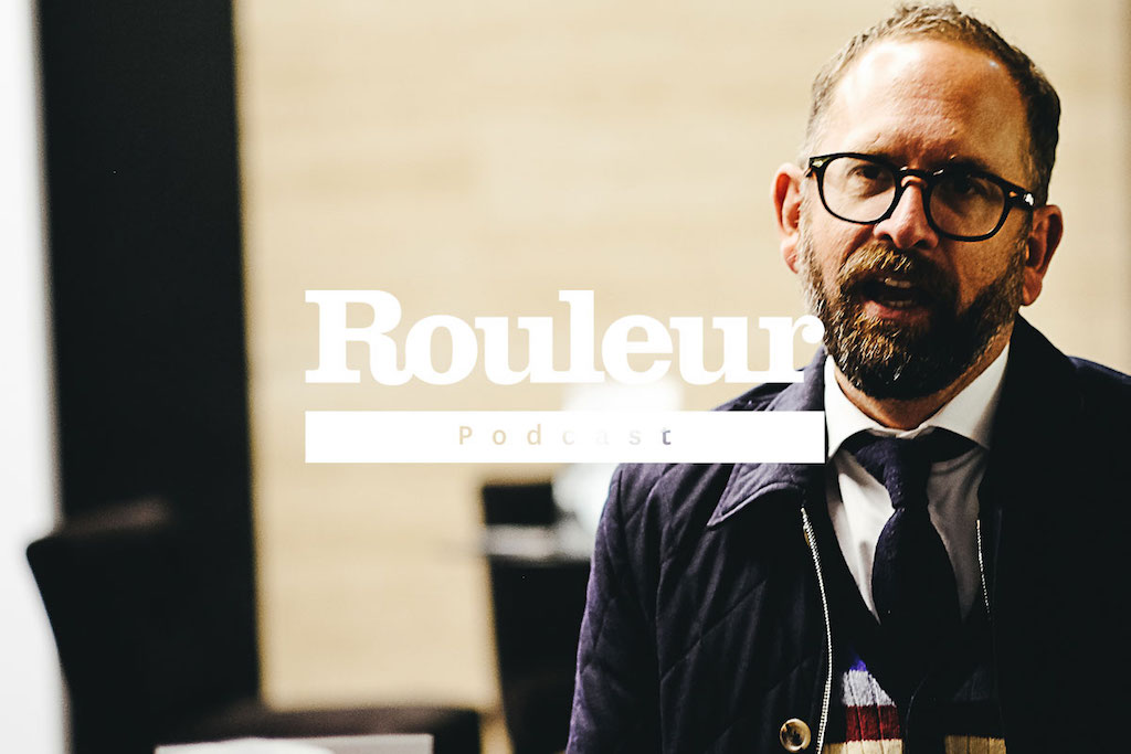 Rouleur Podcast: Jonathan Vaughters, Patrick Lefevere, Stefan Denifl at the Rouleur Classic