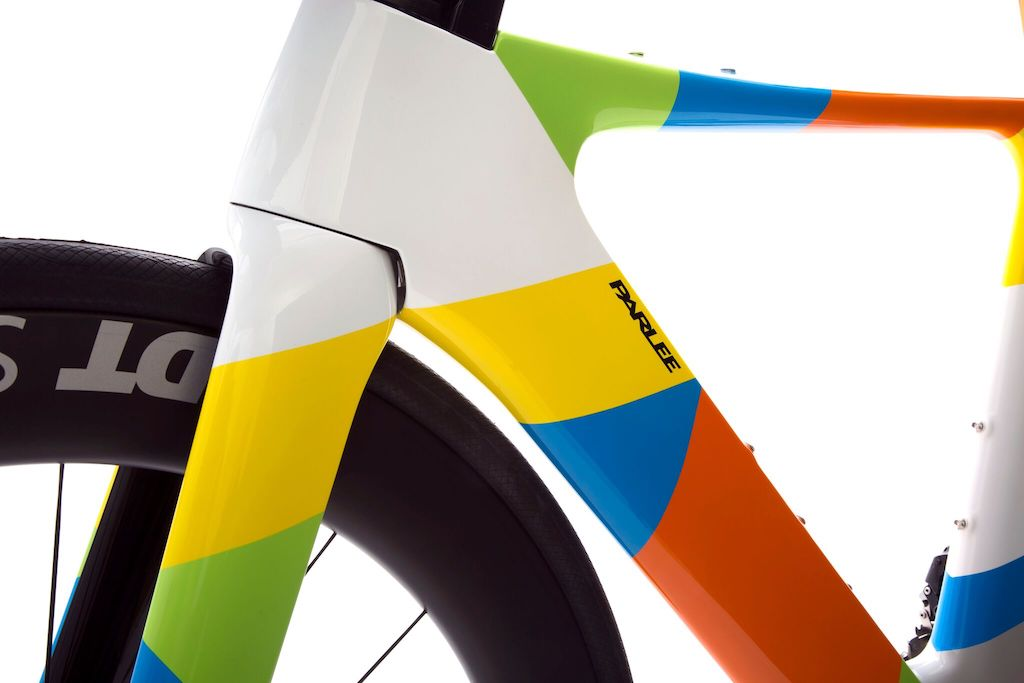 Beautiful frames: the rise of the custom paint scheme