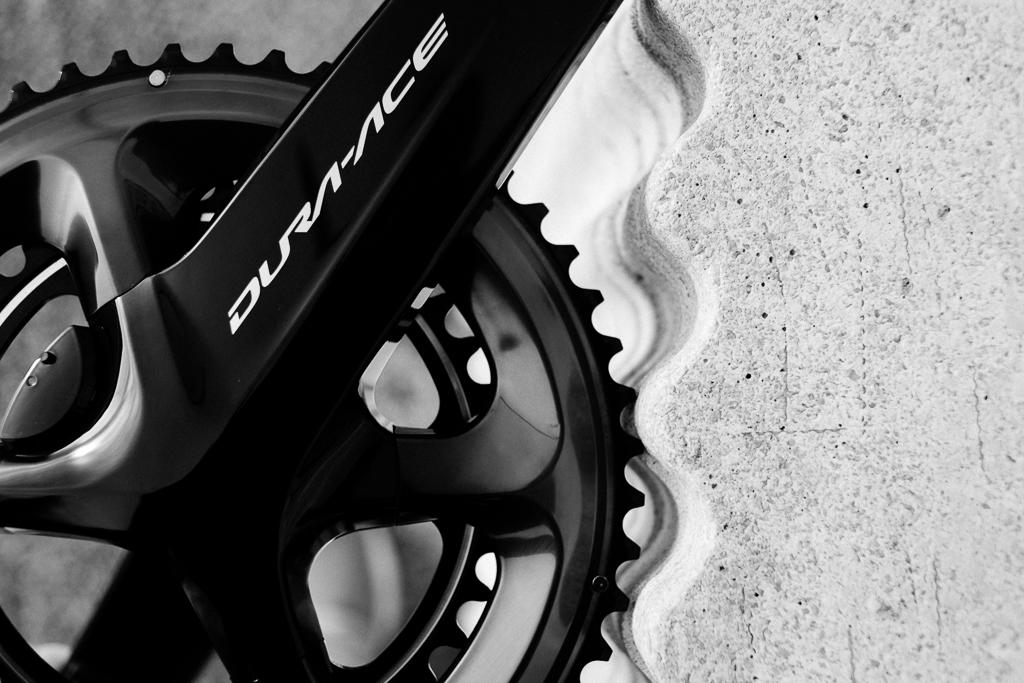 Component art: Shimano Dura Ace 9100–P Power Meter