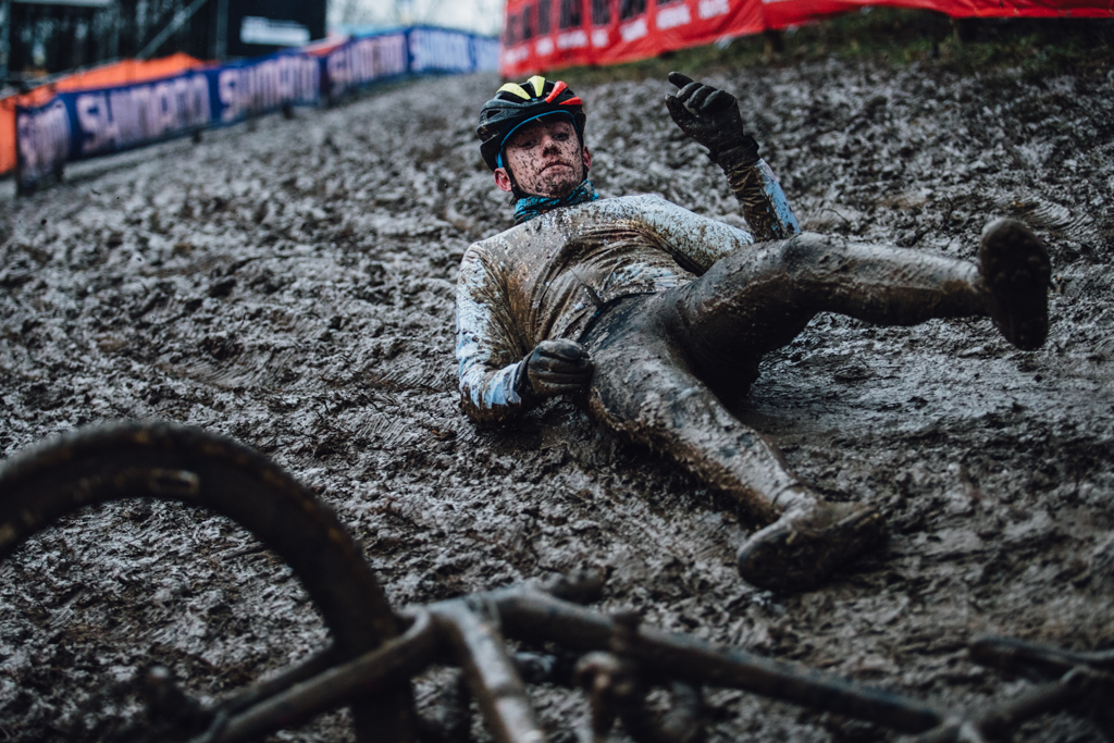 In pictures: glorious mud at the 2018 world cyclo-cross championships
