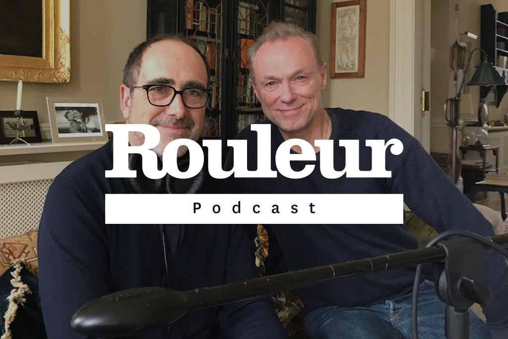 Rouleur podcast: Gary Kemp talking music and mountains