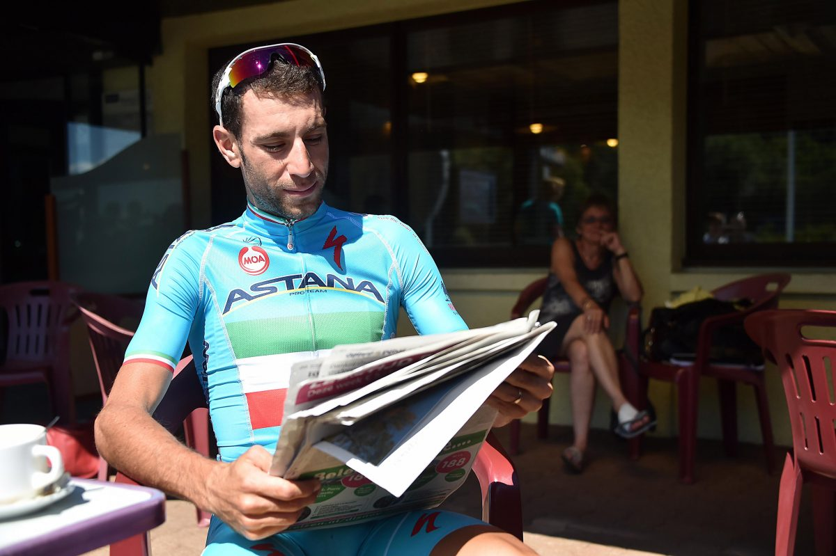 Nibali, Tour de France 2014