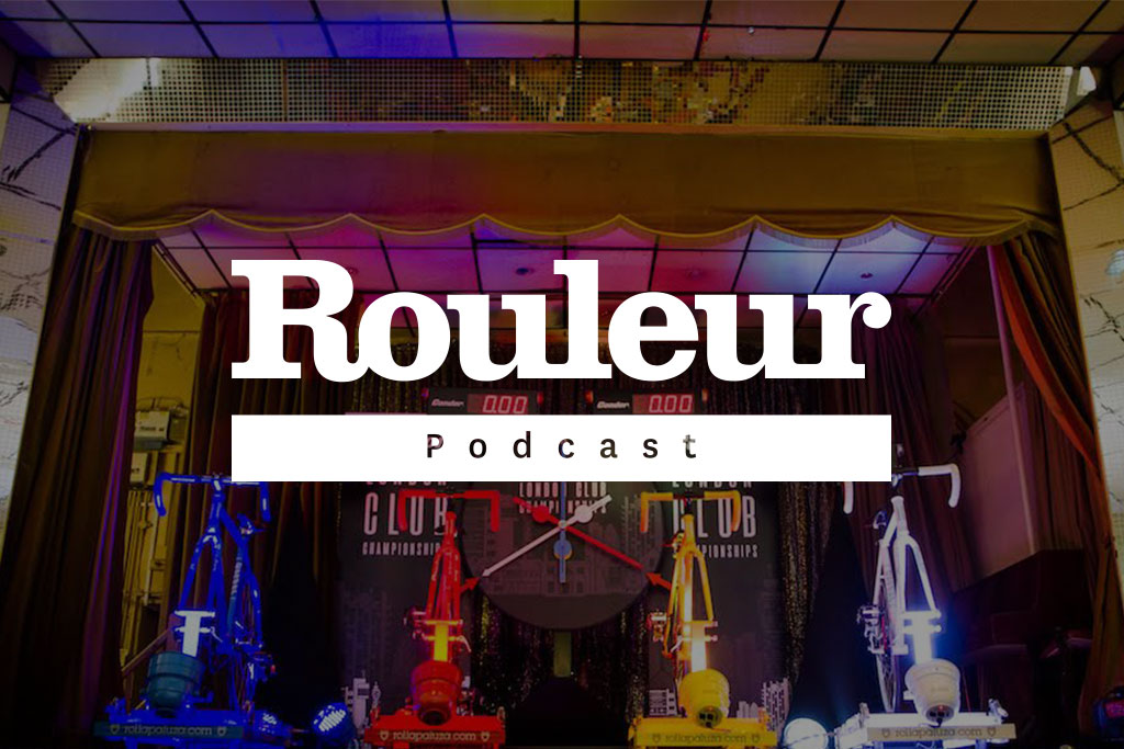 Rouleur podcast: Roller racing, Brian Holm's 12:16 kit and latest issue