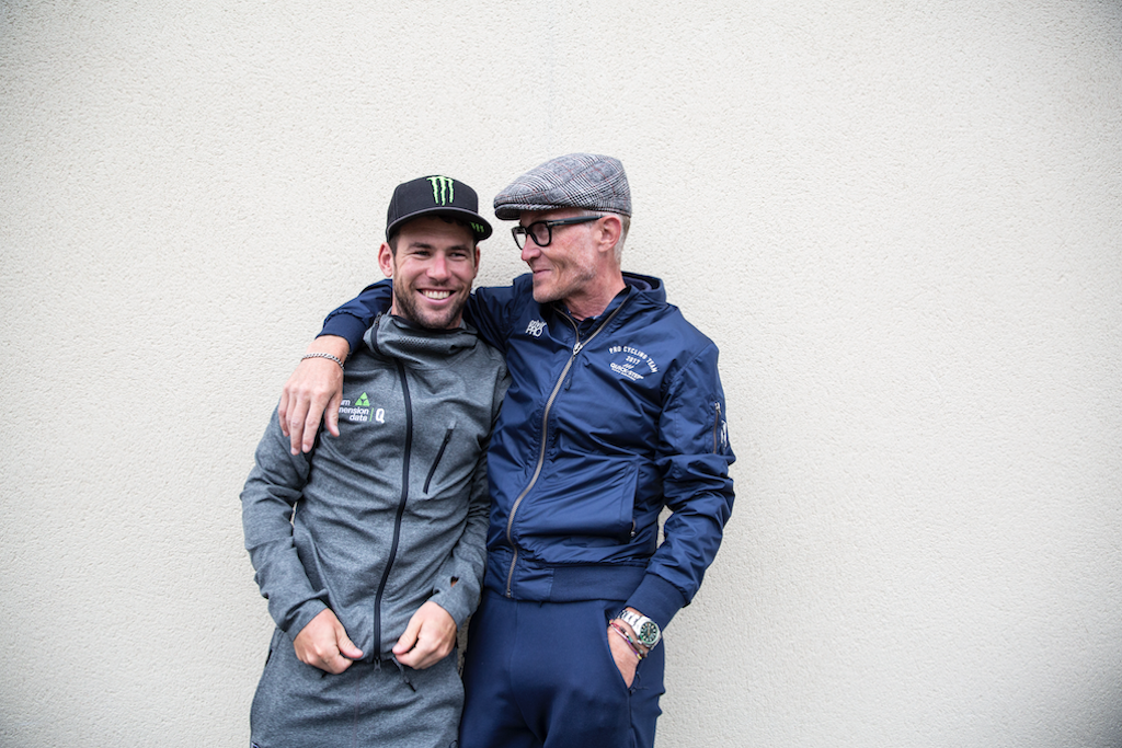 Brian Holm vs Mark Cavendish: head-to-head with sprinter and mentor (part 1)
