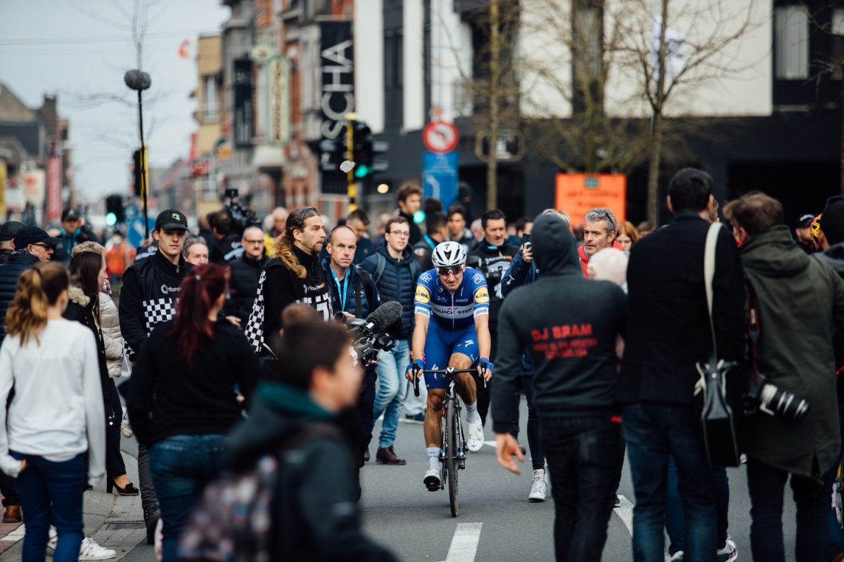 In pictures: on the sidelines at E3 and Gent-Wevelgem