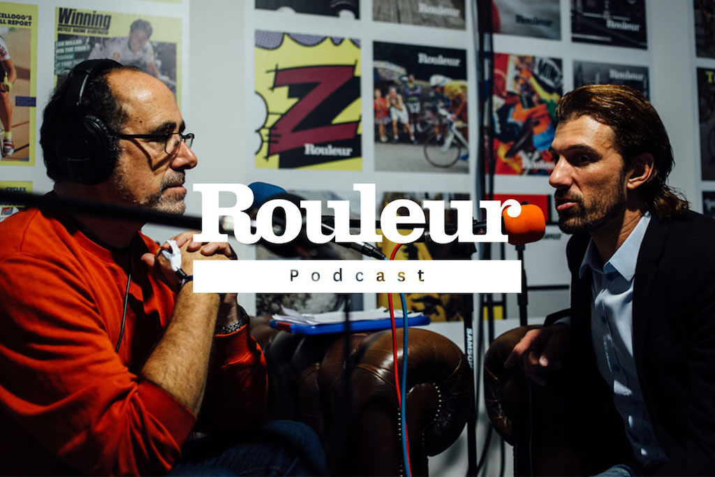 Rouleur podcast: Roubaix special with Cancellara, Backstedt, Hammond, Kuiper and Fotheringham