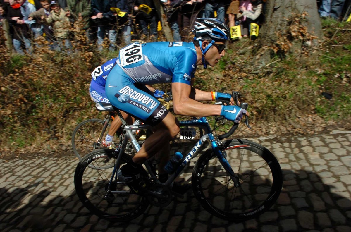 Why George Hincapie rode the Tour of Flanders 17 times