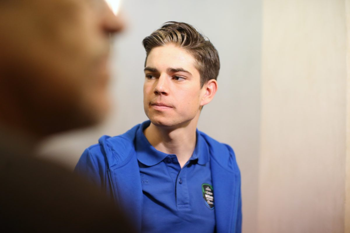 Why everyone's talking about Wout van Aert, Classics star of the future