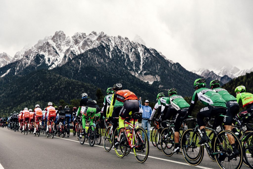 Tour of the Alps, David Powell