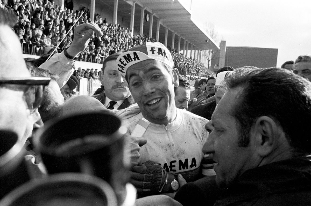 The doyen of La Doyenne: Merckx on his love of Liège-Bastogne-Liège