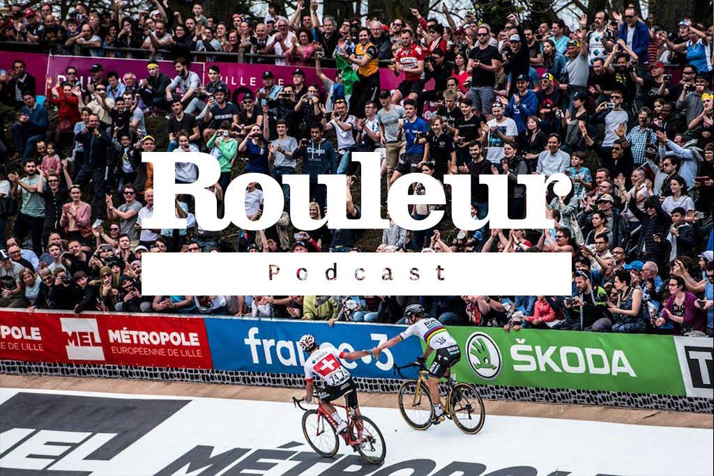 Rouleur podcast: Ned Boulting, Fabian Cancellara and Lewis Askey