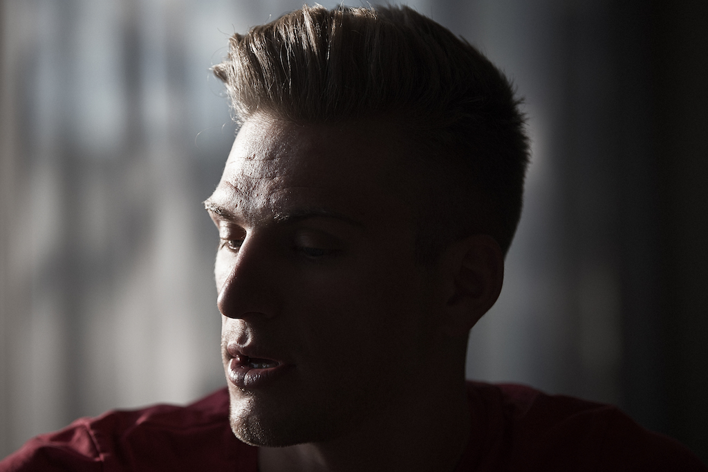 Marcel Kittel, hair-raiser