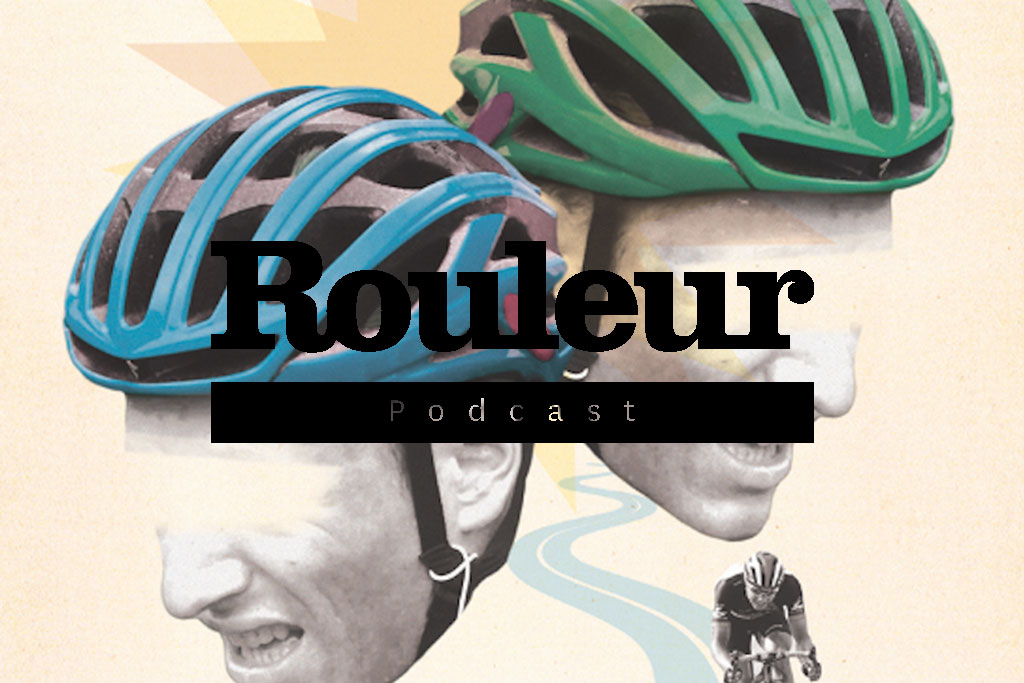 Rouleur podcast: Concussion repercussions with Brent Bookwalter, Toms Skujins and Matt Brammeier