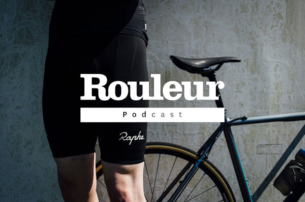 Rouleur podcast: Phil Burt, steel framebuilders and saddle issues