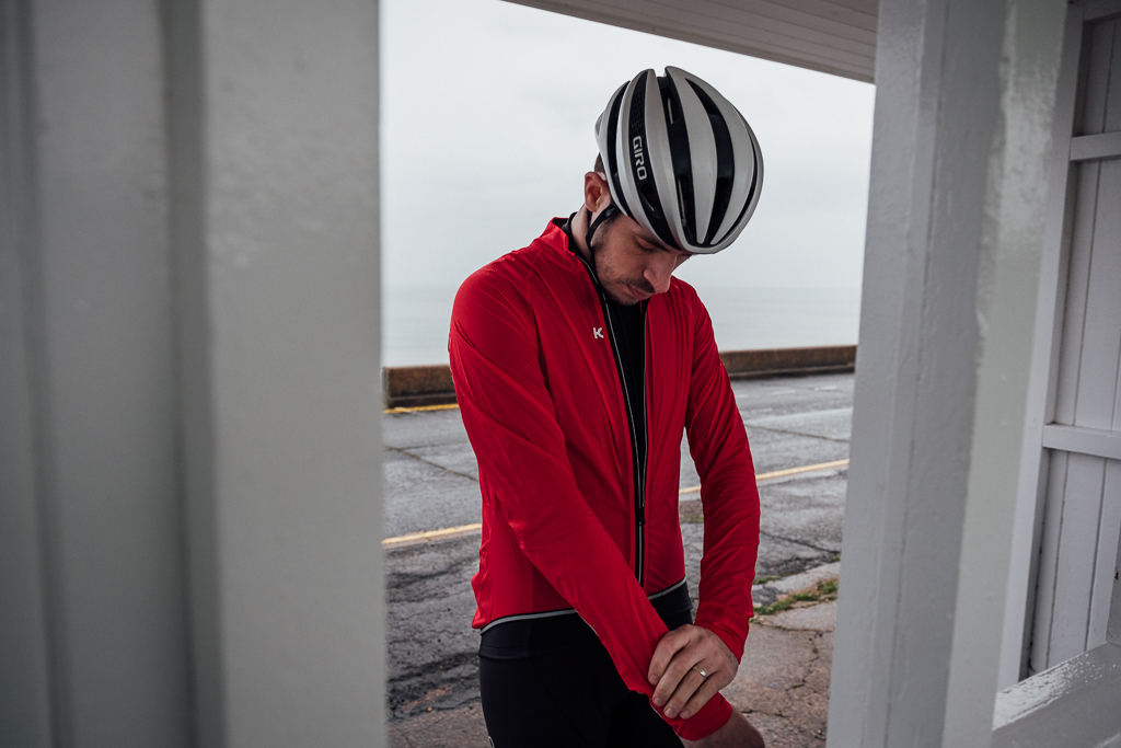 Katusha Rain Jacket, Rouleur Desire, May 2018
