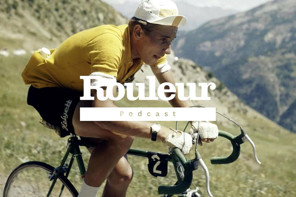 Rouleur podcast: Paul Fournel and Time Trial film director Finlay Pretsell
