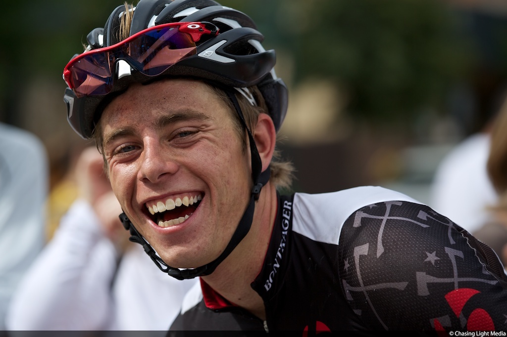 Ryan Eastman on his transition from pro cyclist to paramedic