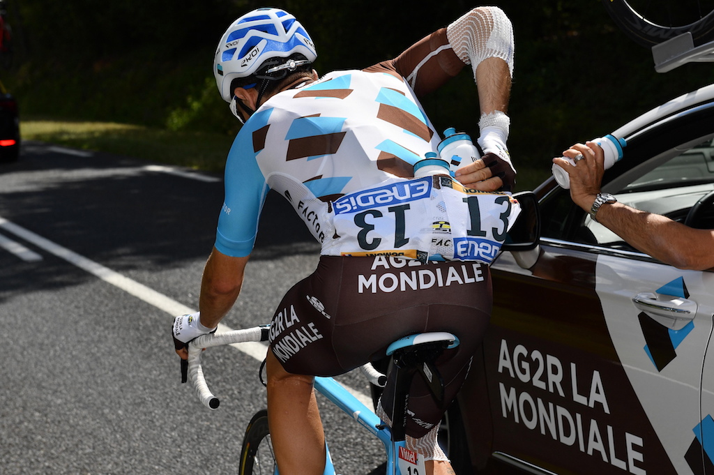 Are you being served? A domestique's guide to the Tour de France
