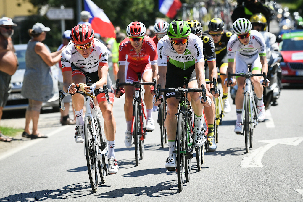 Top Banana: Tour de France 2018 stage 5 – Toms Skujins