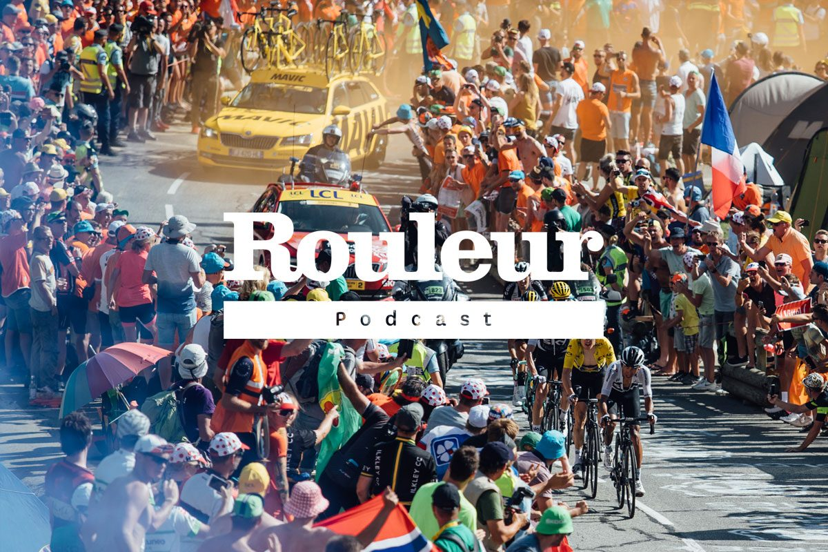 Rouleur podcast: Dutch Corner, Brian Holm and Molly Weaver