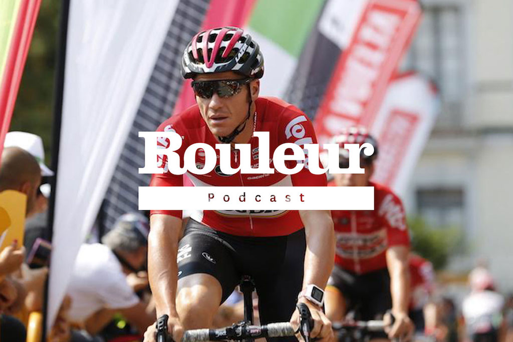 Rouleur podcast: Adam Hansen, Brian Holm and Colin Sturgess