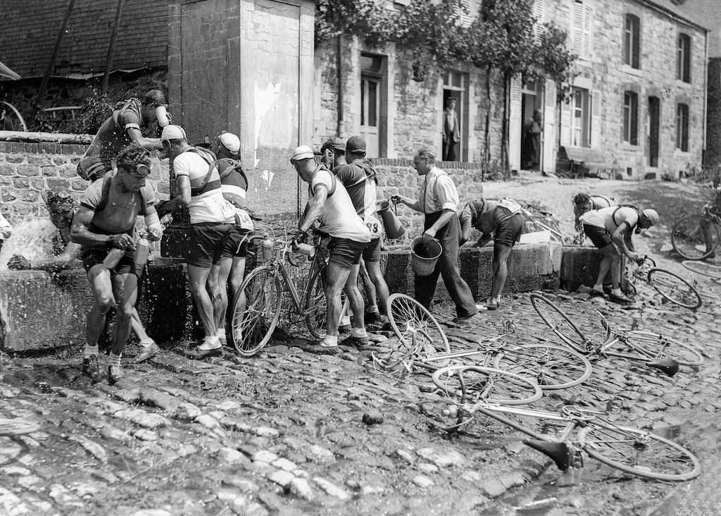 Stage 3, Brussels-Luxembourg, 1947
