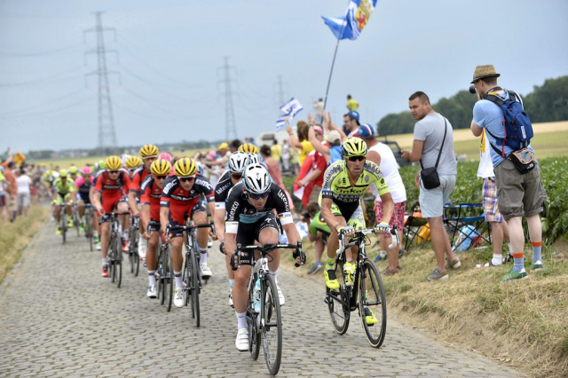 Stage 4, Seraing-Cambrai, 2015
