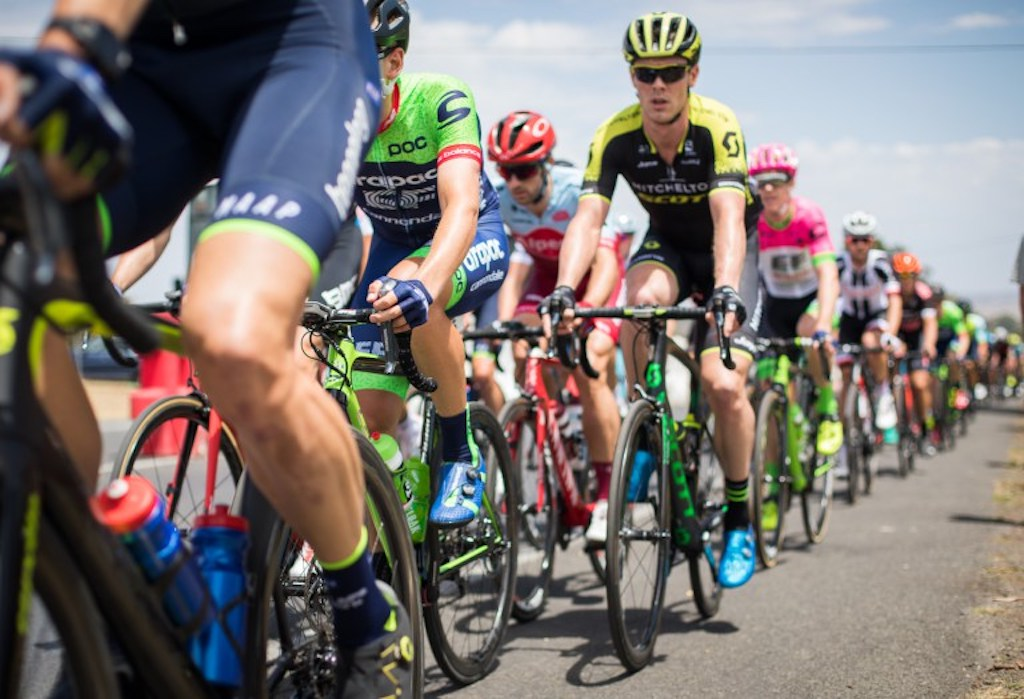 Top Banana: Tour de France stage 20 – Michael Hepburn