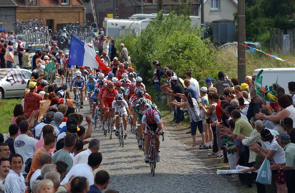 Stage 3, Waterloo-Wasquehal, 2004
