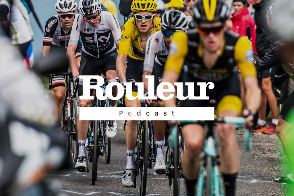 Rouleur podcast: Geraint Thomas, Prince of Wales