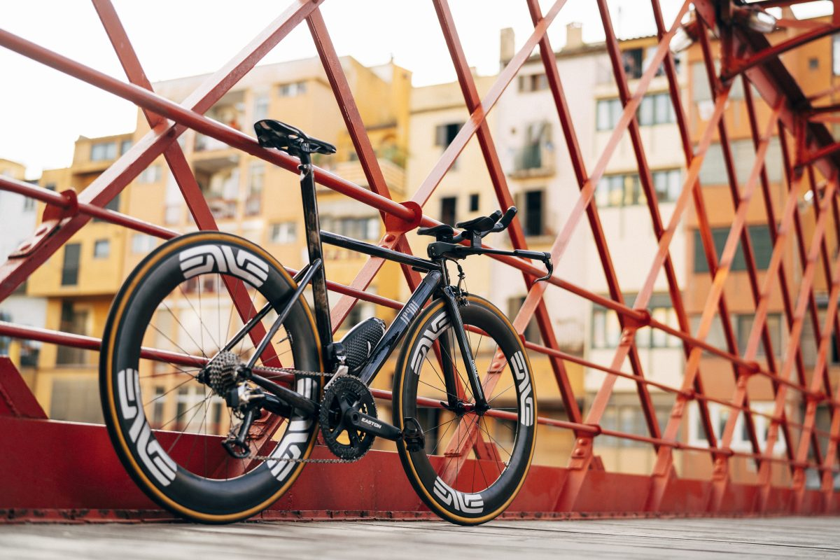 Desire: Legor Cicli time trial bike