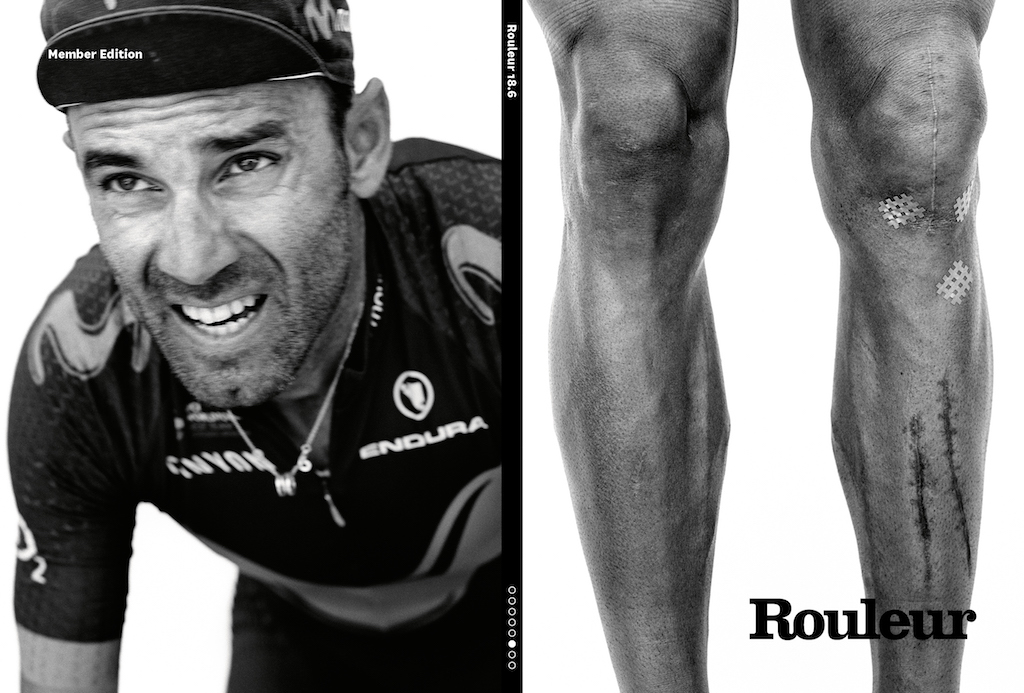 Cover stories: issue 18.6 – Alejandro Valverde by Timm Kölln